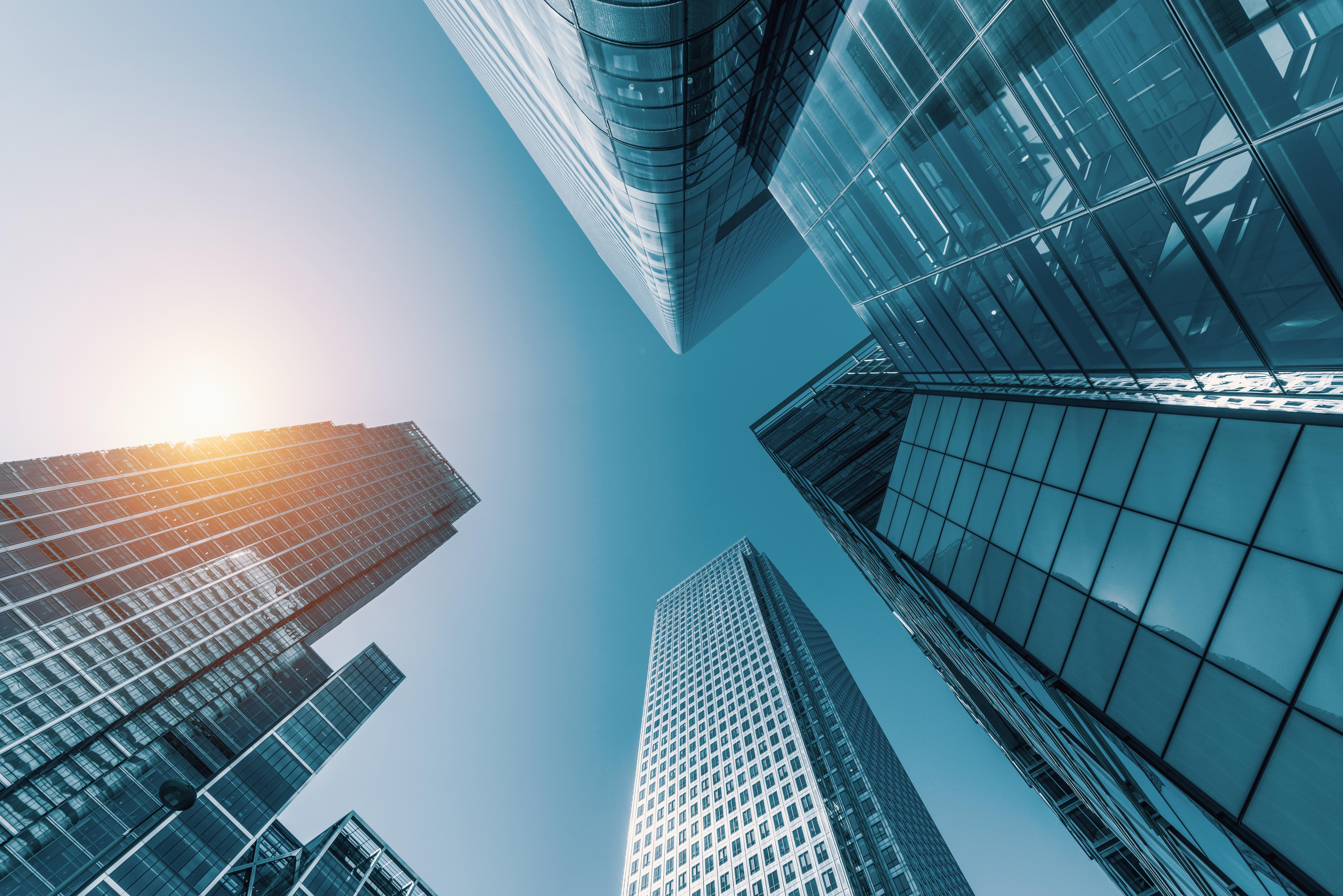 Офисные здания для ведения бизнеса в Европе