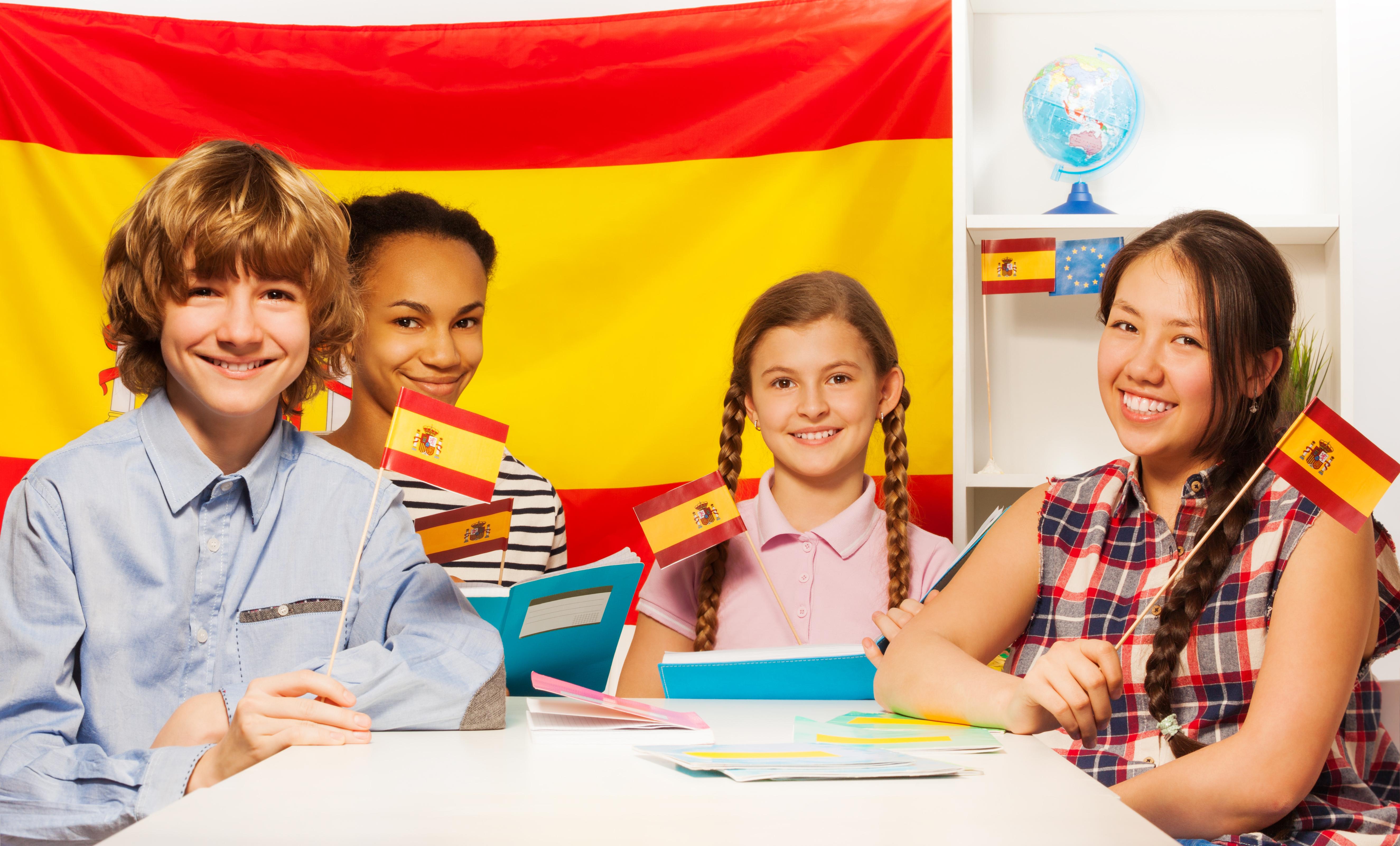 Дети, которые могут обучатся в Испании