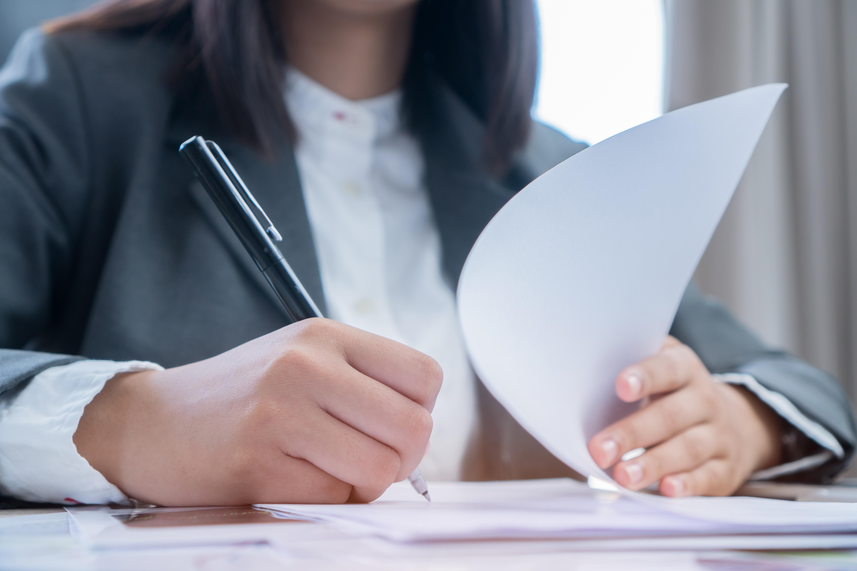 Заполнение документов на открытие бизнеса в США