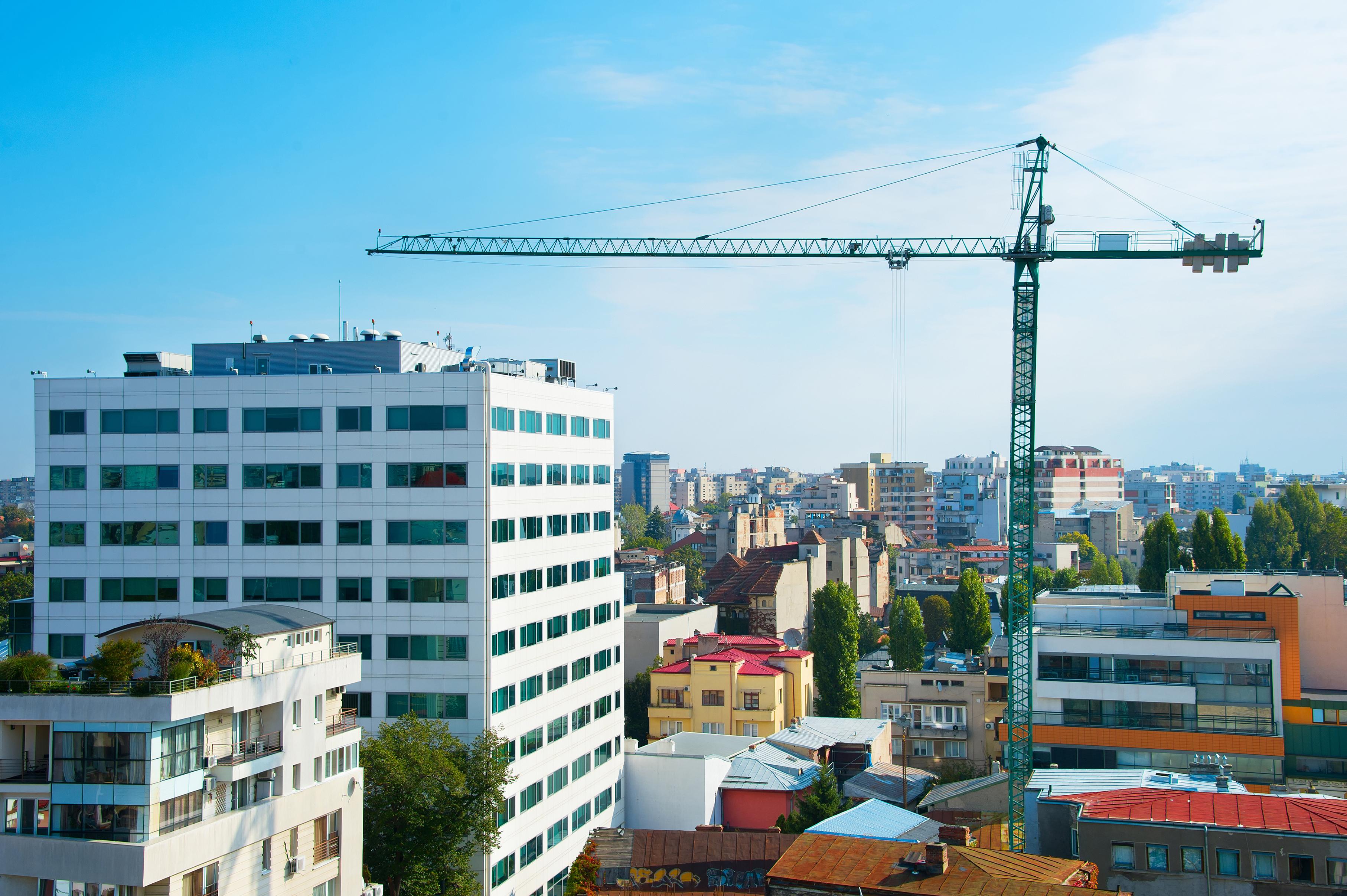 Здания для покупки или аренды недвижимости в Румынии