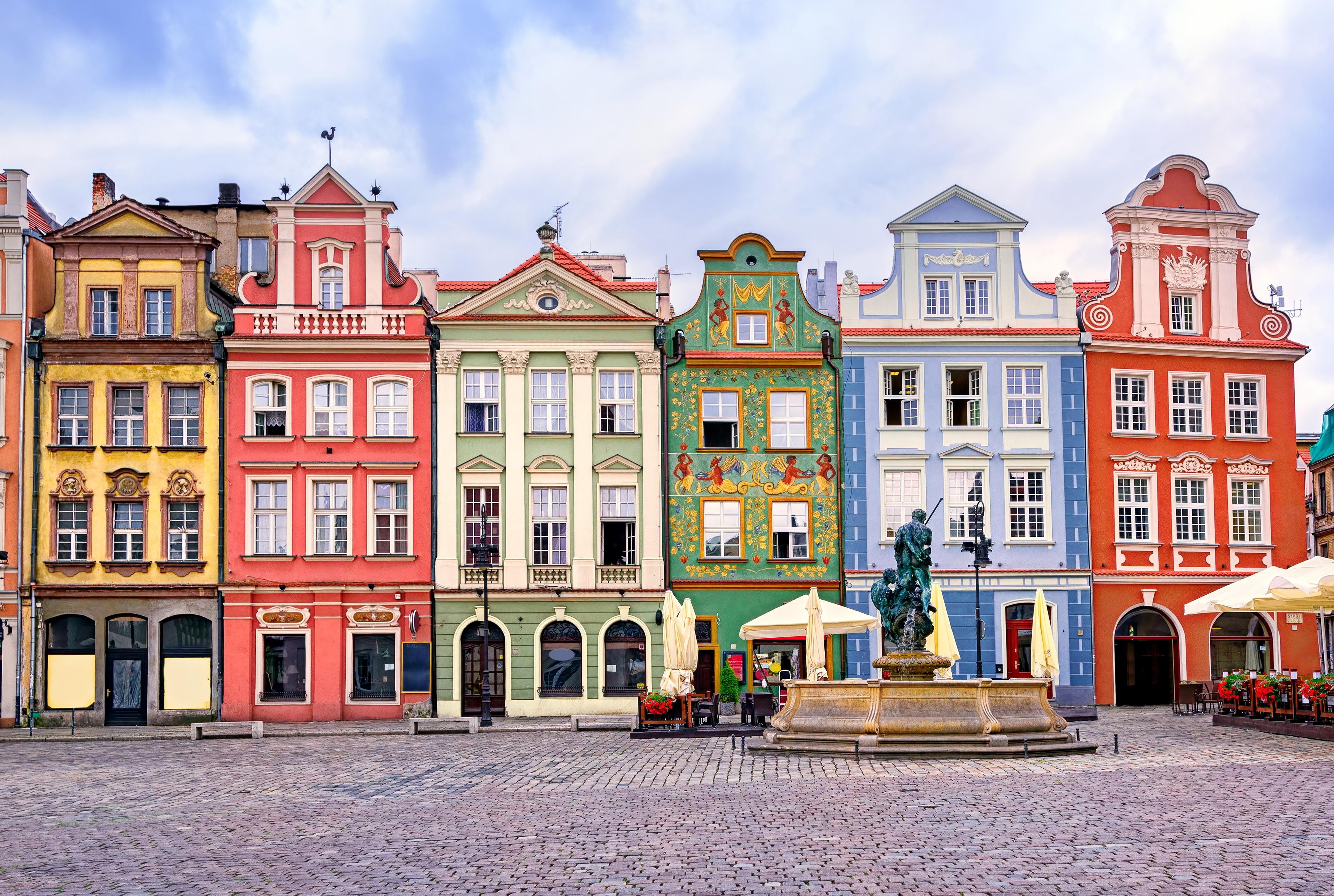 Достопримечательности Польши, куда можно переехать по карте поляка