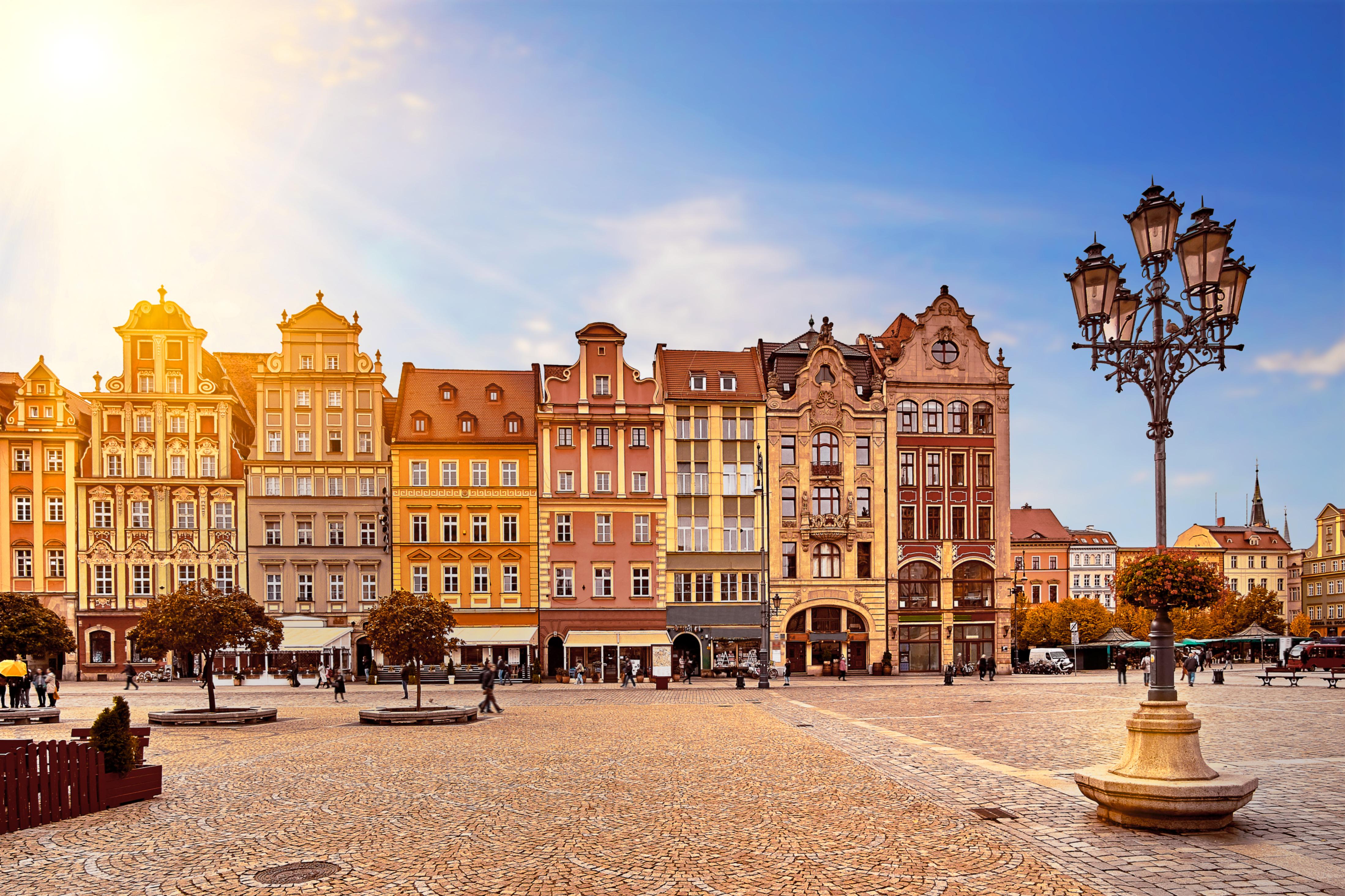 Город Польши, в который нужна польская виза
