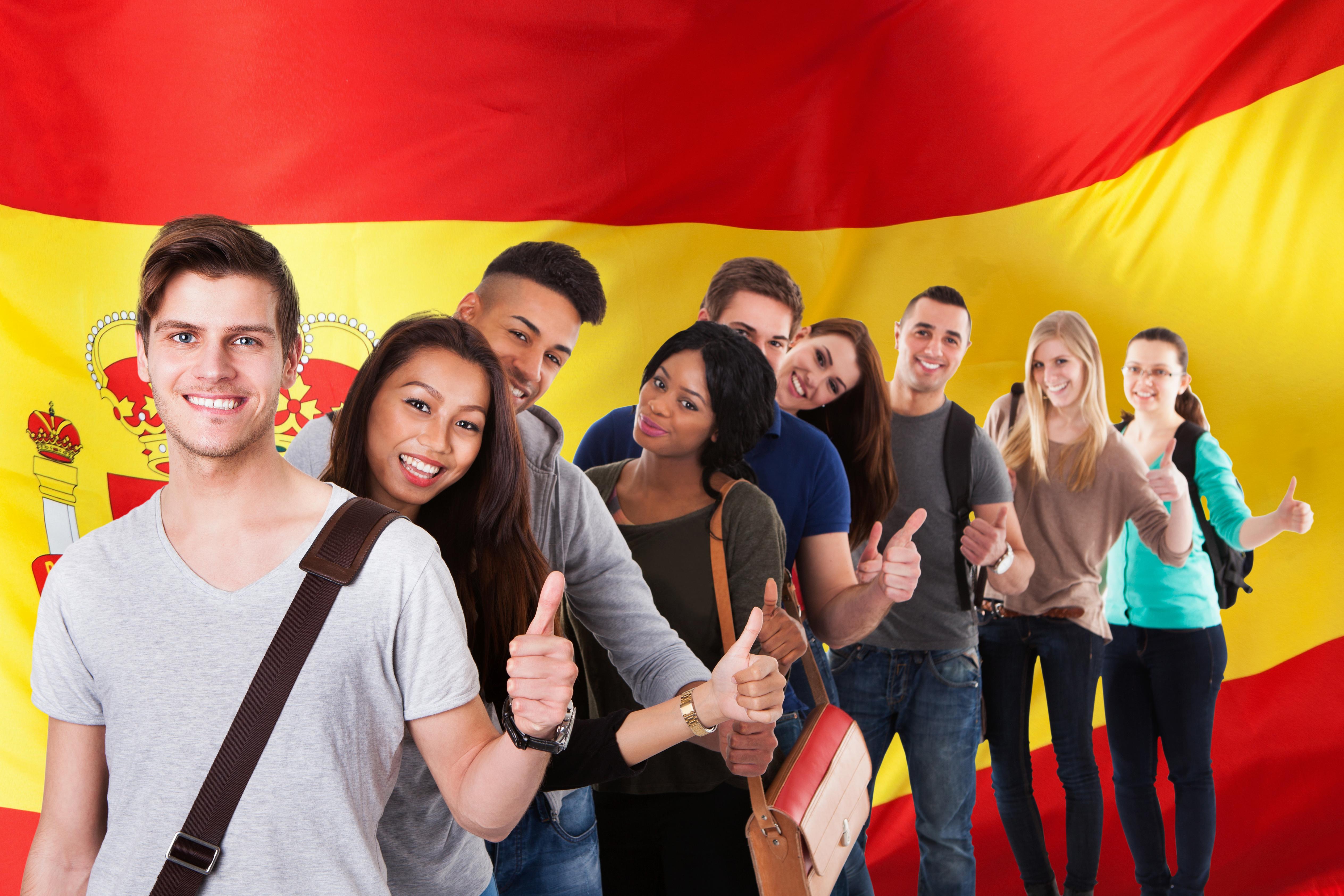 Студенты, которые могут обучатся в Испании