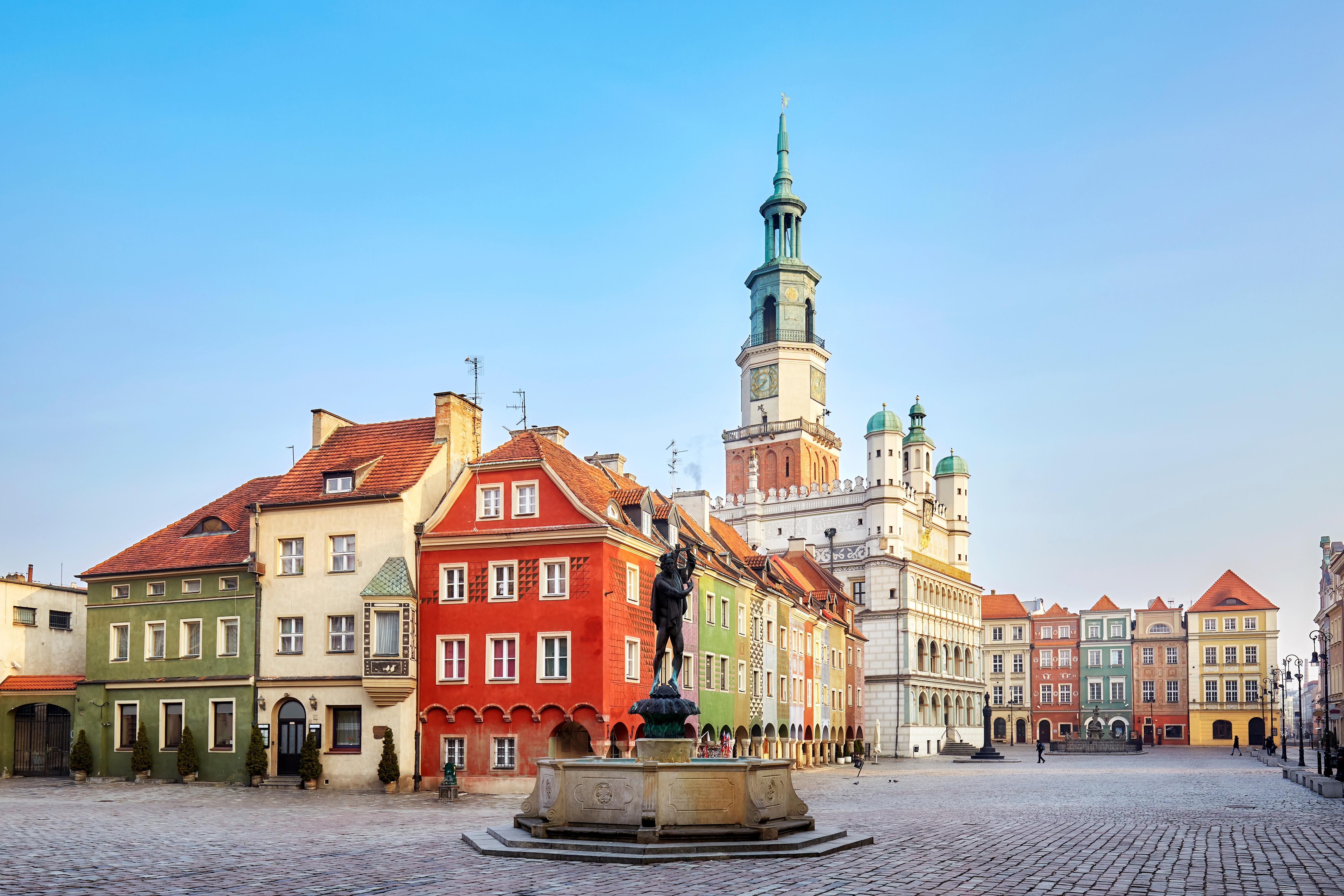 Польский город, куда иммигрируют по польской визе